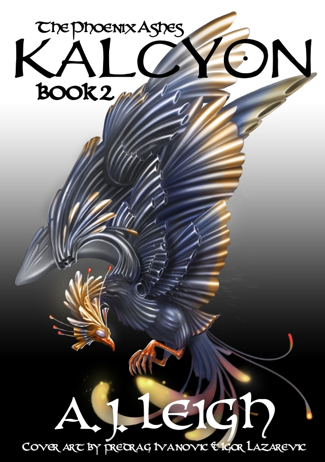 The Phoenix Ashes Book 2